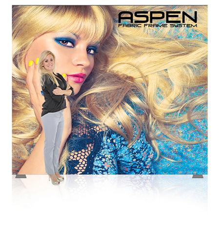 Aspen Fabric Frame