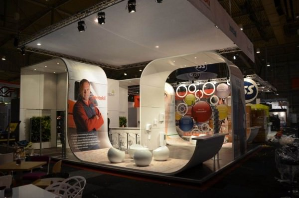 Eyekon Group Trade Show Booth