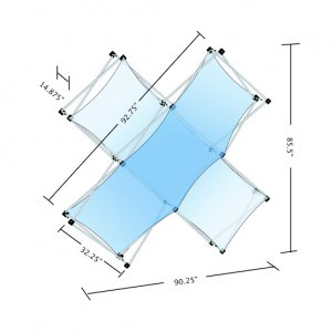 More Ideas Two 5 Quad Pyramid
