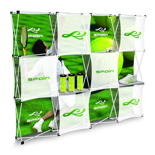 Sp Tennis Display