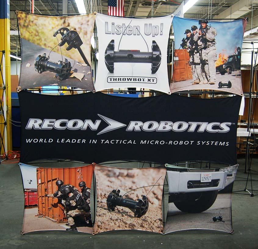 More Ideas Recon Robotics