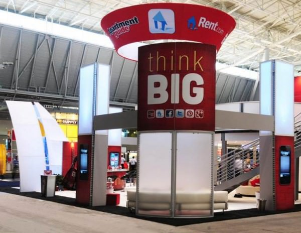 Interchangeable Trade Show Booth
