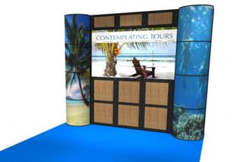 Trade Show Video Kiosk