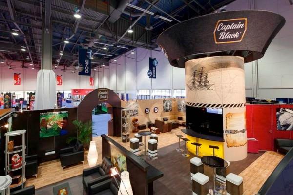 Trade Show Fabric Architecture