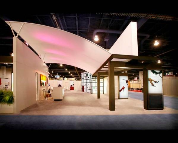 Custom Rental Trade Show Exhibit