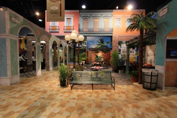 Custom Scenic Trade Show Exhibits