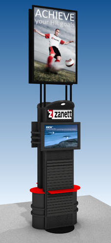 custom forum media display
