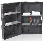 Expand Podium Case Behind View