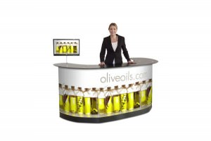 Expand Podium Case Olive Oil Example