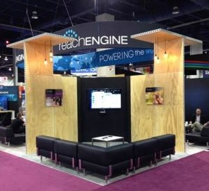Extruded Frame System Tradeshow
