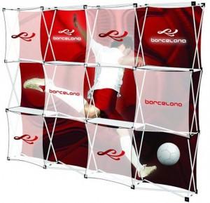 Fabric Pop Montage Barcelona