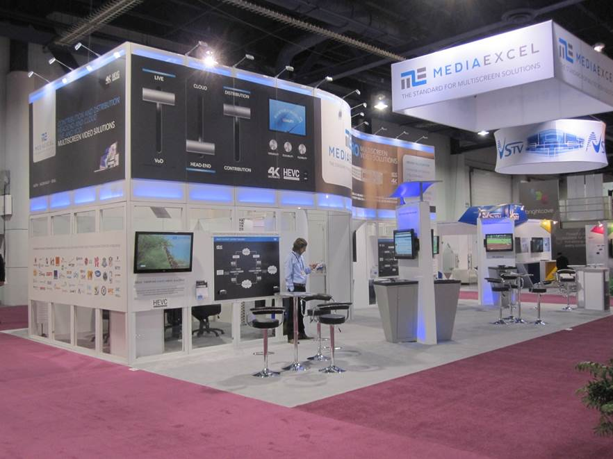Hard Wall Trade Show Displays