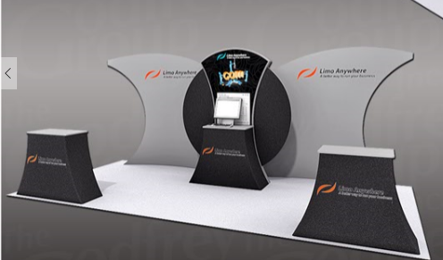 function frame for trade show