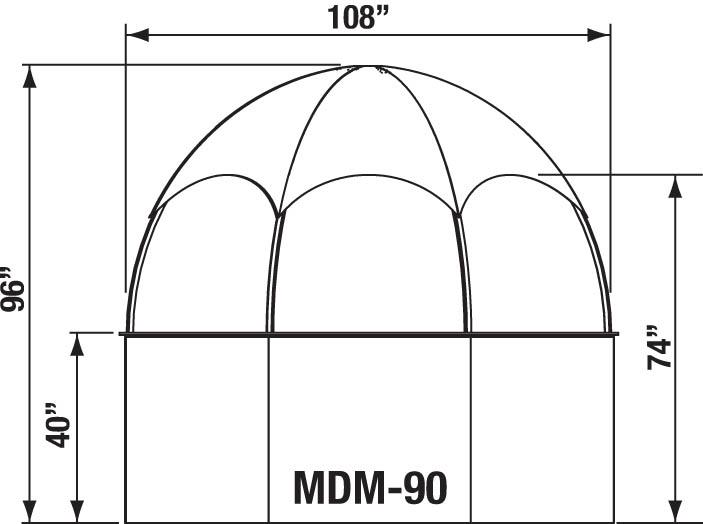 mdm-90domekioskdrwg