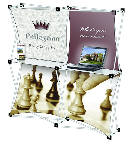 More Ideas Pellegrico Display