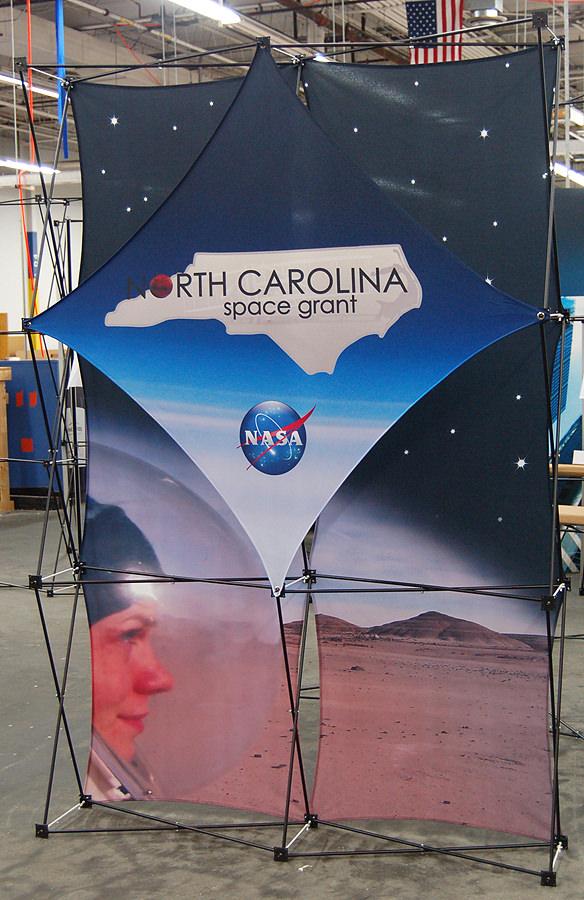More Ideas NC NASA Display