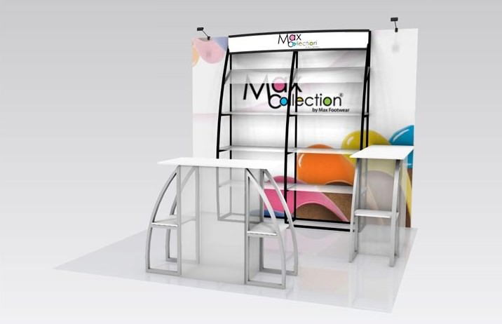 Retractable Banners Tradeshow Display