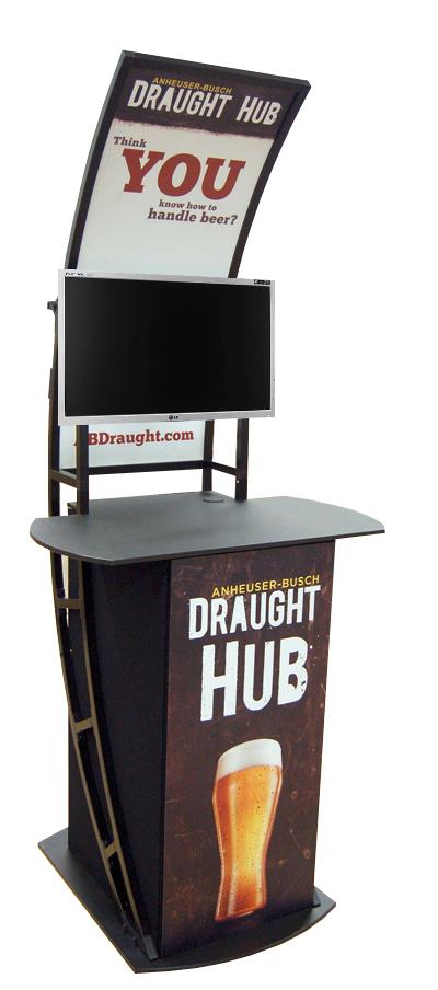 Video information work station