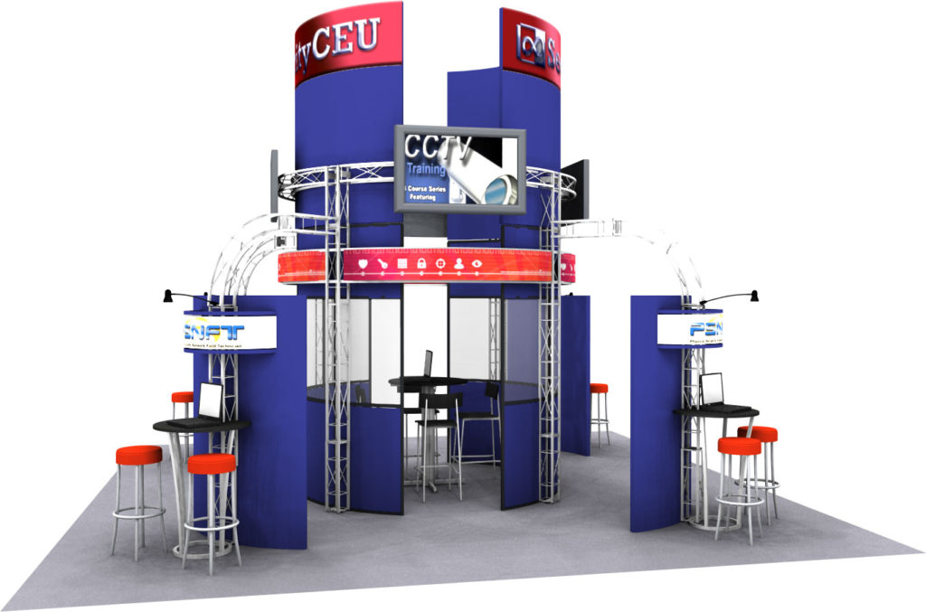 Truss-Space-Beam-Tradeshow-Display