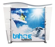 Twistlock 10ft Display