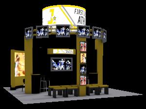Video Presentation Tradeshow