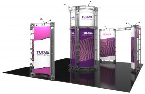 Rent a trade show display from Eyekon Group