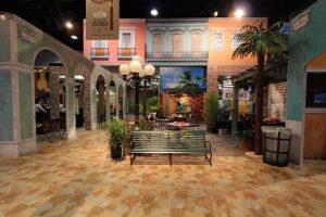Custom Scenic Tradeshow Exhibits