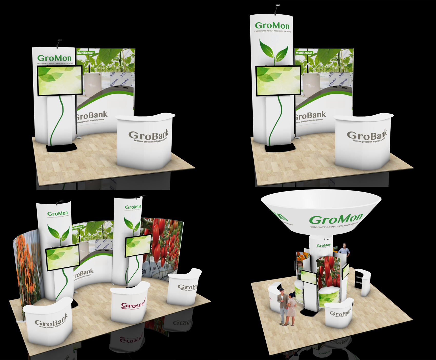 For your custom needs, the EyeKon Group can help you develop your exhibit strategy and your exhibit. Call your personal project manager to plan your event ...