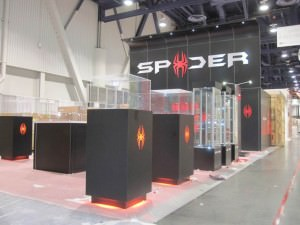 Trade show rental display idea