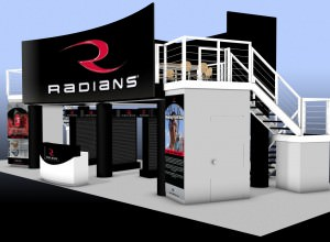 Rent a custom event marketing booth from Eyekon Group